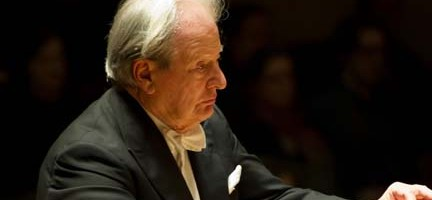 Sir Neville Marriner © Zest Communications