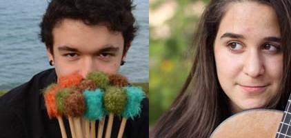 Enrique Labian y Sara Guerrero