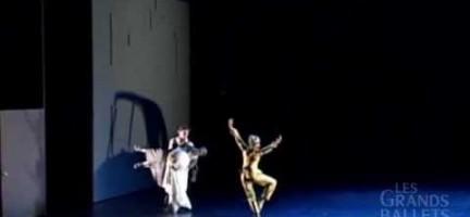 La Bella Durmiente en versión de Mats Ek llega a los Teatros del Canal