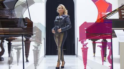 clasica  Recital de piano de Paula Coronas