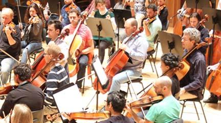 pruebas de acceso  Proceso de selección de vacantes para la Orquestra de la Comunitat Valenciana
