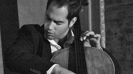 premios  El violonchelista Guillermo Pastrana recibe el premio Ojo Crítico de RNE