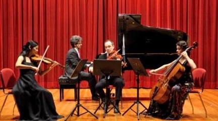 clasica  Cuarteto del Pino en la Sociedad Filarmónica de Lugo
