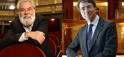 Moral y Mortier en el Teatro Real © Javier del Real/TR