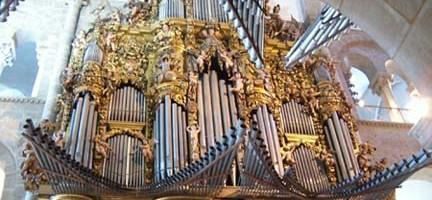 Órgano de la Catedral de Santiago