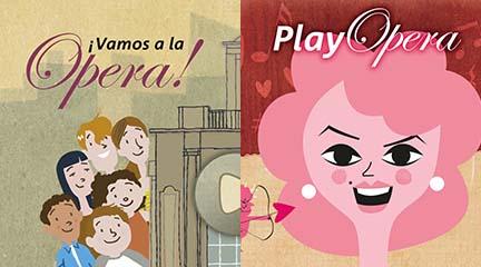 para ninos  Nuevas App de ópera para público infantil