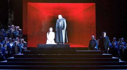 lirica  Nabucco, el primer gran éxito de Verdi, llega al Palau de Les Arts
