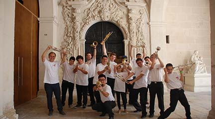 cursos de verano  IV International Summer Brass Festival Alicante 2015