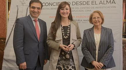 lirica  María José Montiel ofrece un Concierto desde el alma