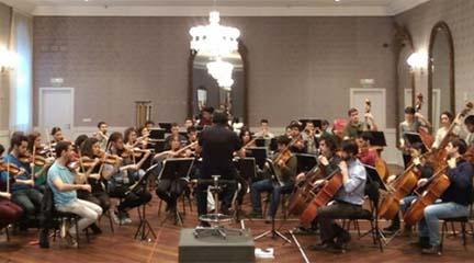 clasica  Concierto de la Orquesta Sinfónica de la UCM en CentroCentro