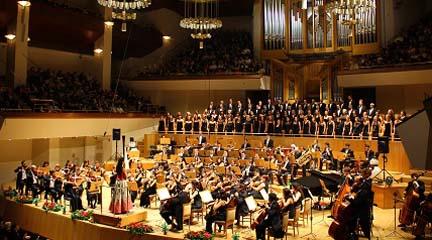 clasica  España en la ópera, con la Orquesta Metropolitana de Madrid y el Coro Talía