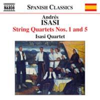 cdsdvds  Andrés Isasi Quartet, la recuperación de un legado
