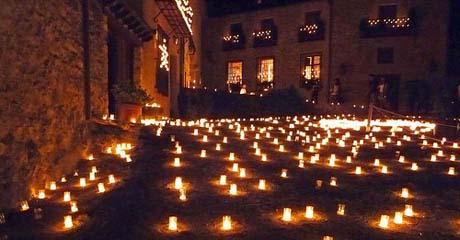 clasica  Música a la luz de las velas en Pedraza