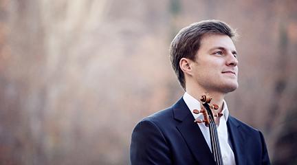 premios  El violinista Miguel Colom, premiado en Italia