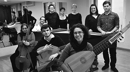 antigua  Los madrigales de Monteverdi alivian la canícula madrileña