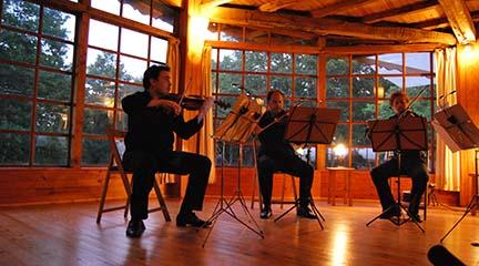 festivales  Festiulloa, música de cámara en sintonía con la naturaleza