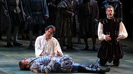festivales  Boadella reescribe la leyenda negra de Don Carlo en El Escorial