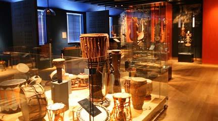 instrumentos  Incendio en el Museo Nacional de música e instrumentos musicales Ringve de Noruega