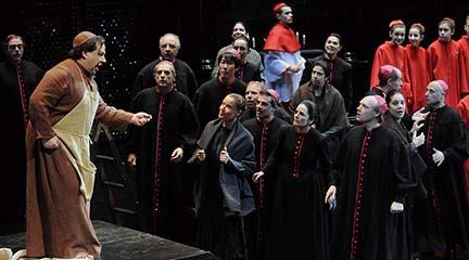 festivales  La Quincena donostiarra avanza con sonidos de órgano, música tradicional vasca y Tosca