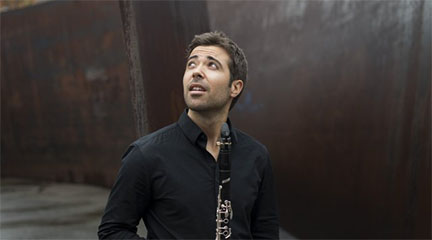 internacional  El clarinetista Pablo Barragán de Festivales por Europa