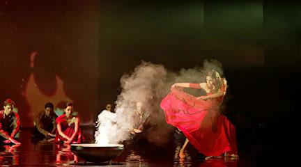 espanola  El amor brujo y Samsara con el Víctor Ullate Ballet abren la temporada de los Teatros del Canal