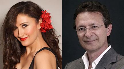 premios  La mezzosoprano María José Montiel y el compositor Alfredo Aracil, Premios Nacionales de Música 2015
