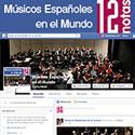 Músicos españoles en el mundo
