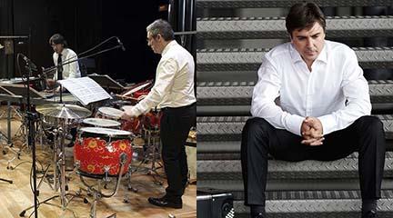 contemporanea  Neopercusión e Iñaki Alberdi en el Teatro Galileo