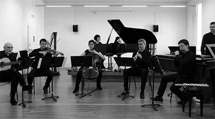 contemporanea  22º Encuentro de Música Contemporánea de Ensemble Kuraia