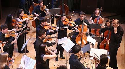 clasica  Las agrupaciones del RCSMM tocan en el Auditorio Nacional