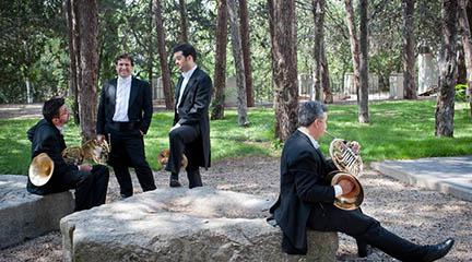 pruebas de acceso  Audiciones para trompa solista de la Orquesta de la Comunidad de Madrid
