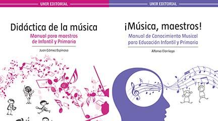 novedades  Presentación de ¡Música, maestros! y Didáctica de la Música