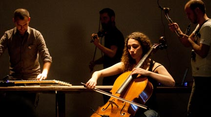 contemporanea  Concierto final del XXVI Premio Jóvenes Compositores Fundación SGAE CNDM