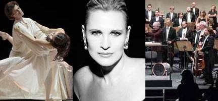 Aalto Ballett Essen, Ainhoa Arteta y la ROSS