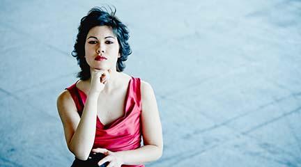 internacional  Isabel Villanueva ofrece un concierto en directo en la Radio Televisión Suiza