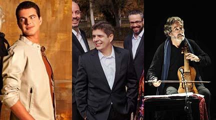 temporadas  Lírica, música de cámara, barroco, jazz, flamenco y más visten enero en el CNDM