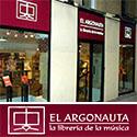 La librería de la música   El Argonauta