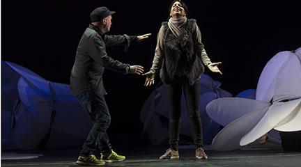 lirica  Les Arts ofrece visitas guiadas y descuentos especiales para la ópera 'Samson et Dalila' de Saint Saëns