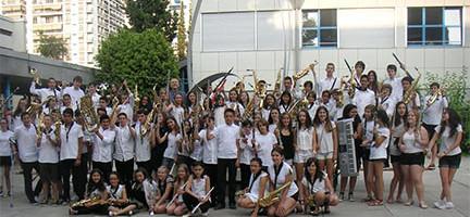 Banda del Colegio Alemán de Valencia