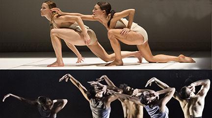 contemporanea danza  La compañía Elephant in the Black Box explora sobre la memoria y el paso del tiempo en el Institut français