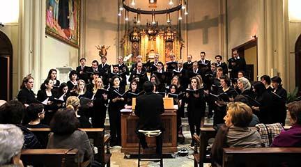 pruebas de acceso  Audiciones para el Coro de la UCM