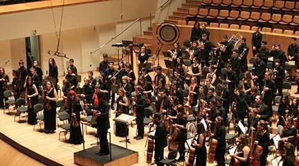 clasica  XVI Ciclo Internacional de Jóvenes Orquestas