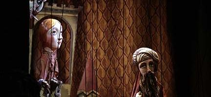 El retablo de Maese Pedro © Javier del Real