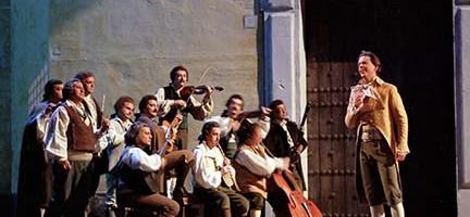 El Barbero de Sevilla. Cortesía Teatro de la Maestranza