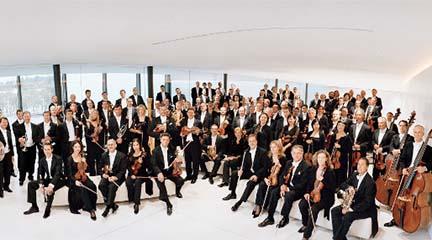 Orquesta Sinfónica de Viena © Andreas Balon