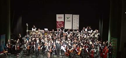 Orquesta Filarmónica Juvenil Miguel Jaubert de Tenerife