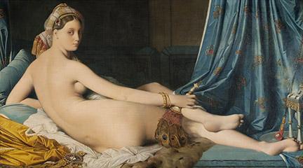 clasica  El violín de Ingres en el Museo del Prado