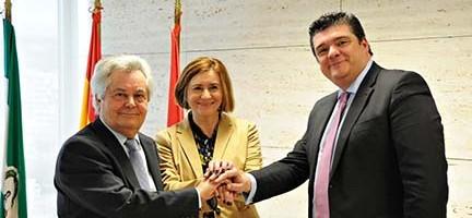 Antonio Jara Andréu, Salvado Curiel Chaves, y Alicia Pire Méndez