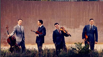 contemporanea  El Cuarteto de Jerusalén presenta la integral de cuartetos de Bartók en dos días consecutivos