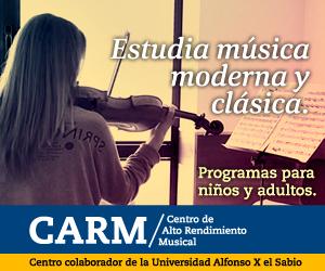 Estudia Música Moderna y Clásica - CARM
